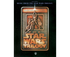 Music From The Star Wars Trilogy Special Edition (Easy Piano) - Alfred Publishing