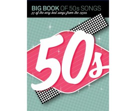 Big Book of 50s Songs - Wise Publications