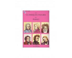 LIBRAIRIE - Les Classiques Favoris du Piano Vol 2 - Editions Lemoine