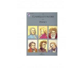 LIBRAIRIE - Les Classiques Favoris du Piano Vol 3 - Editions Lemoine