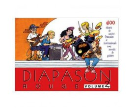 LIBRAIRIE - Diapason Rouge Vol.2 - (Ed. Presses IDF)