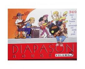 LIBRAIRIE - Diapason Rouge Vol.5 - (Ed. Presses IDF)