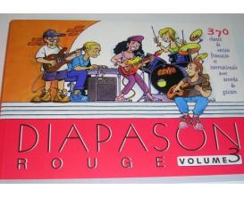 LIBRAIRIE - Diapason Rouge Vol.3 - (Ed. Presses IDF)