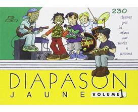 LIBRAIRIE - Diapason Jaune Vol.1 - (Ed. Presses IDF)