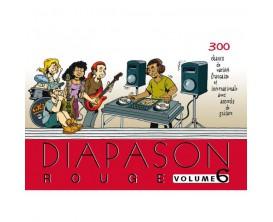 LIBRAIRIE - Diapason Rouge Vol.6 - (Ed. Presses IDF)