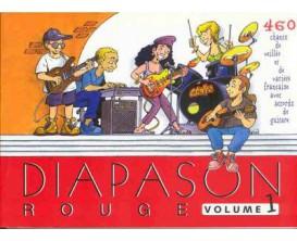LIBRAIRIE - Diapason Rouge Vol.1 - (Ed. Presses IDF)