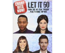 LIBRAIRIE - Chart Hits Now - Let it Go (Piano, Vocal, Guitar) - Wise Publications
