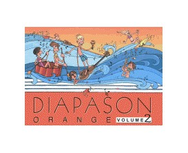 LIBRAIRIE - Diapason Orange Vol. 2 - Les Presses d'Ile de France