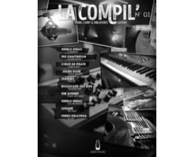 La Compil' No 05 (Piano, chant, tablatures guitare) - Aede Music