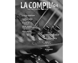 LIBRAIRIE - La Compil' No4 (Piano, Chant et Tablatures Guitare) - Aède Music