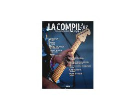 LIBRAIRIE - La Compil' No7 (Piano, Chant et Tablatures Guitare) - Aède Music (copie)