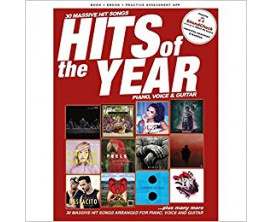 Hits of the Year (2017) Piano Voice Guitar - Wise Publications