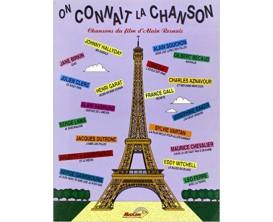 On Connaît la Chanson - Chansons du Film d'Alain Resnais (Piano, Voix, Guitare) - Musicom Publications