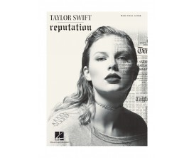 Taylor Swift Reputation (Piano Vocal Guitar) - Hal Leonard