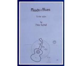 LIBRAIRIE - Moods'n'Blues Guitar solos - Peter Nutall