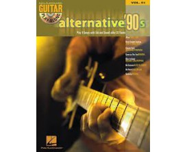 LIBRAIRIE - Guitar Play Along Alternative 90's Vol.51 (Avec CD) - Hal Leonard