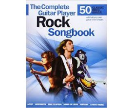 The Complete Guitar Player Rock Songbook (50 Classic Rock Songs) - Wise Publications
