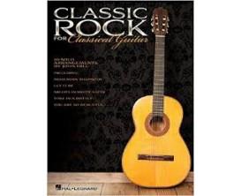 LIBRAIRIE - Classic Rock for Classical Guitar - John Hill - Hal Leonard