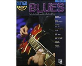 LIBRAIRIE - Guitar Play Along vol. 38 Blues (avec CD) - Hal Leonard
