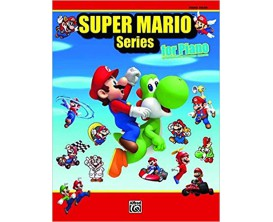 Super Mario Series for Piano - Alfred Publishing
