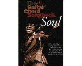 The Big Guitar Chord Songbook (Soul) - Wise Publications