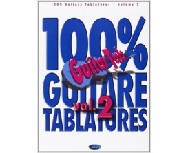 100% Guitare Tablatures Volume 2 - Ed. Carisch