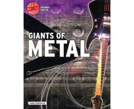 Giants of Metal (Guitar Tab - Avec CD) - Jamie Humphries