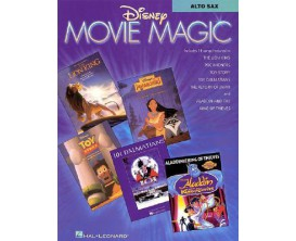 Disney Movie Magic (Alto Sax) - Hal Leonard