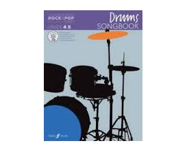 Drums Songbook The Faber Graded Rock & Pop Series (Grade 4-5) - Faber Music