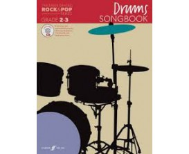 Drums Songbook (Rock & Pop Grade 2-3) - Faber Music