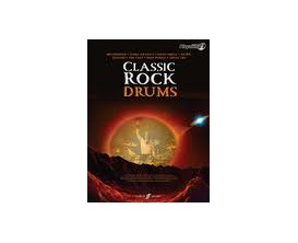 LIBRAIRIE - Classic Rock Drums (CD inclus) - Faber Music