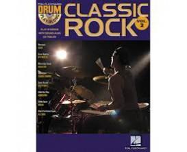 LIBRAIRIE - Drum Play Along Classic Rock Vol. 2 (CD inclus) - Hal Leonard