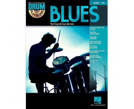 Blues - Play Along CD Vol 16 - Hal Leonard