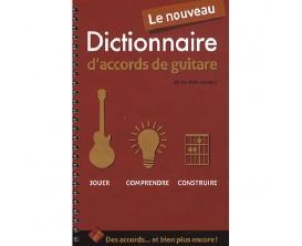 LIBRAIRIE - Le nouveau dictionnaire d'accords de guitare - Olivier Pain-Hermier - Ed. Hit Diffusion