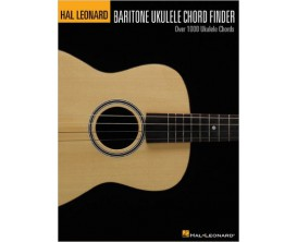 LIBRAIRIE - Baritone Ukulele Chord Finder - Hal Leonard