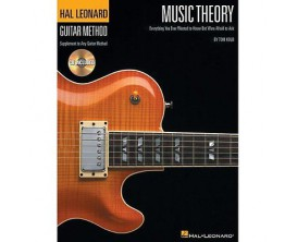 Music Theory Guitar Method - Tom Kolb - Hal Leonard