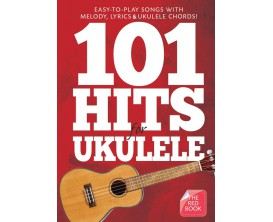 101 Hits for Ukulele - The Red Book - Wise Publications
