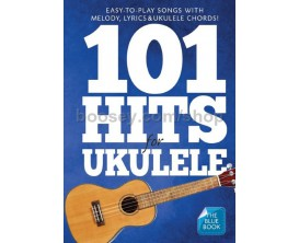 101 Hits for Ukulele - The Blue Book - Wise Publications