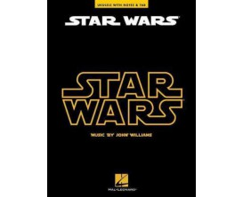 Star Wars (Ukulele) - John Williams - Hal Leonard