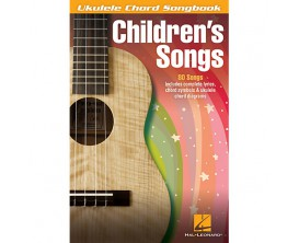 Children's Songs (Ukulele Chord Songbook) - Hal Leonard
