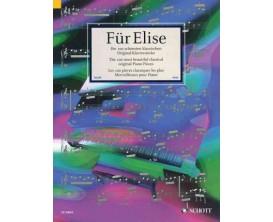 Pianissimo Für Elise - Les 100 Pièces Classiques les plus Merveilleuses pour Piano - Ed. Schott