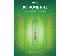 101 Movie Hits (Flute) - Hal Leonard