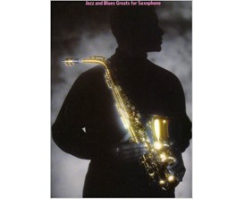 Jazz and Blues Greats for Saxophone - Wise Publications