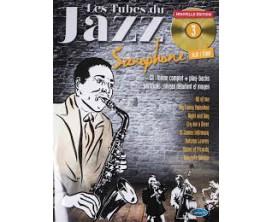 Les Tubes du Jazz pour Saxophone Vol. 3 (Avec CD) - Ed. Carisch