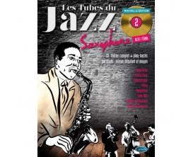 Les Tubes du Jazz pour Saxophone Vol. 2 (Avec CD) - Ed. Carisch