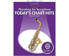 Guest Spot Play Along Today's Chart Hits (Book, Ebook, Audio) - Wise Publications