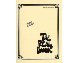 The Real Book Sixth Edition (European Pocket Edition) - Hal Leonard Europe