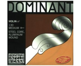THOMASTIK 130 Dominant - Corde Mi pour Violon 4/4