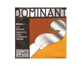 THOMASTIK 131 Dominant - Corde LA medium pour Violon 4/4