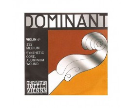 THOMASTIK 132 Dominant - Corde RE medium pour Violon 4/4
